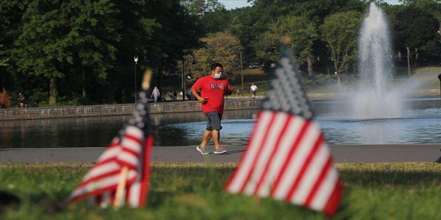 ABD'nin New Jersey eyaletinde maske takma zorunluluğu getirildi