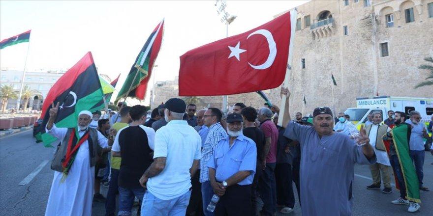 Libya Müftüsünden halka 'Türkiye ile iş birliğini gösterilerle destekleyin' çağrısı