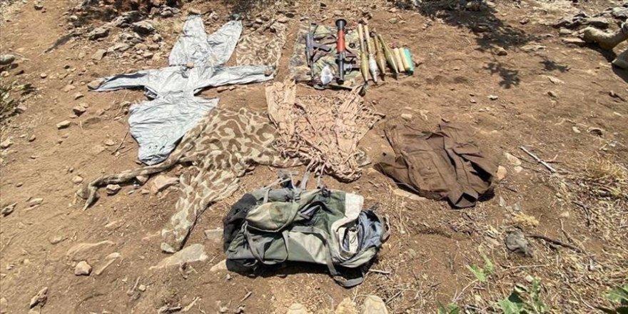 Pençe-Kaplan Operasyonu'nda 1 PKK'lı terörist etkisiz hale getirildi