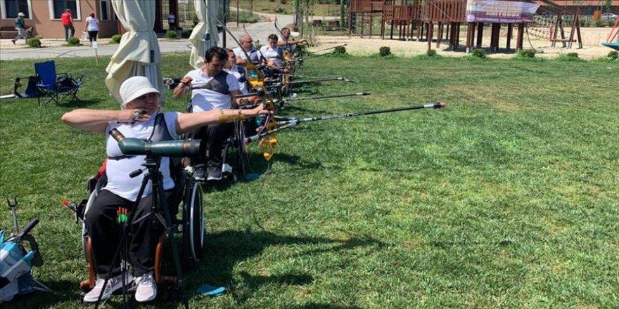 '15 Temmuz' anısına mini okçuluk turnuvası düzenlendi