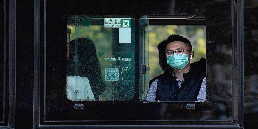 Çin'de 4, Güney Kore'de 45 yeni Kovid-19 vakası görüldü