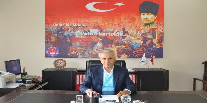 """""""Büyükşehir'den hassasiyet bekliyoruz"""""""