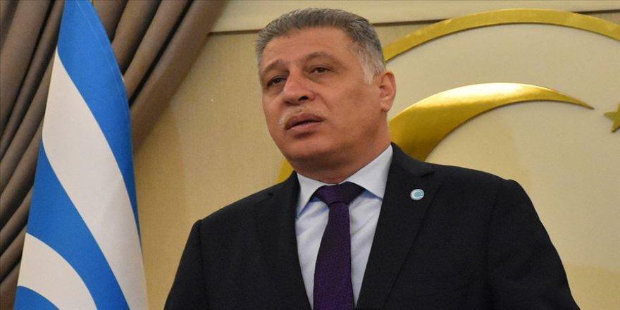 Türkmen lider Salihi: ABD 2003 sonrası Irak'ta siyasi haklarını elde etmek isteyen Türkmenleri desteklemedi