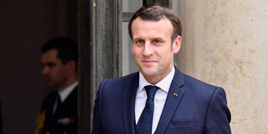 Macron'dan Netanyahu'ya 'ilhak planından kaçınılması' çağrısı
