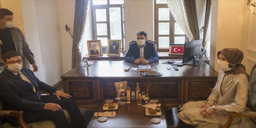 Ankara'nın Kalecik ilçesinde eski Ankara evleri inşa edilecek
