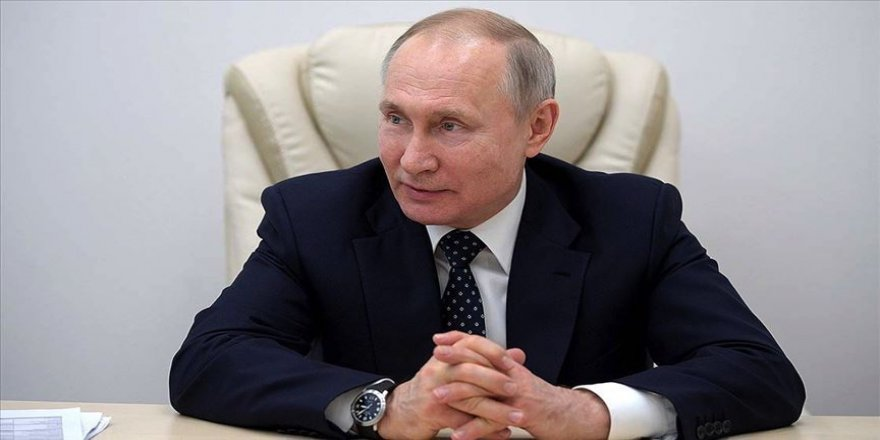 Putin, Libya konusunda Rusya Güvenlik Konseyi ile toplantı yaptı