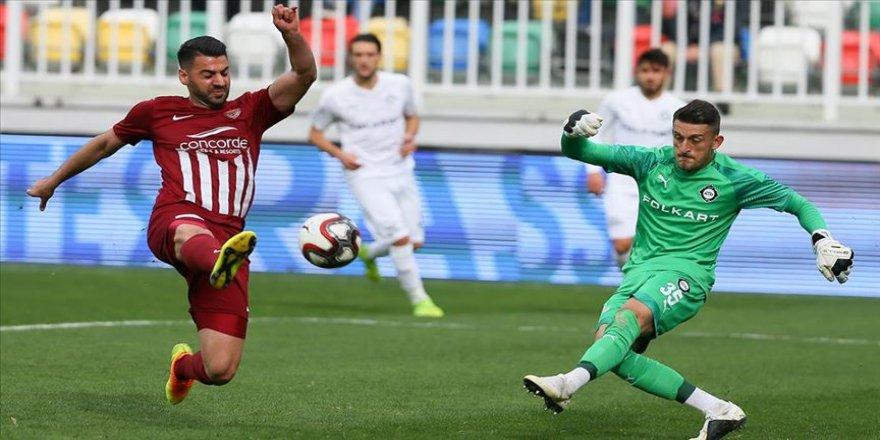 Hatayspor, Süper Lig'e çok yakın