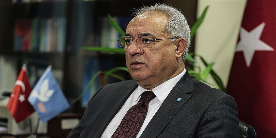 DSP Genel Başkanı Aksakal: Seçimlerle başa gelmiş hiçbir yönetimin darbeyle uzaklaştırılmasına göz yummayız