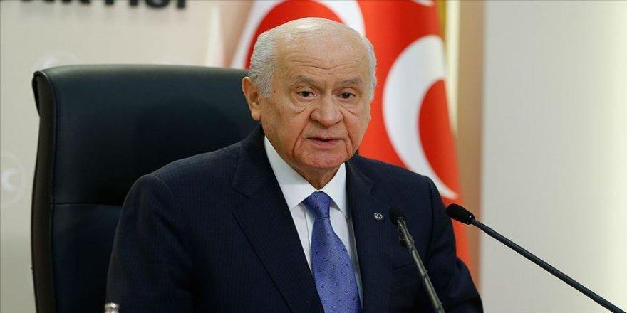 MHP Genel Başkanı Bahçeli: Ayasofya'nın cami olarak kullanılması milletimizin uzun yıllardır hasretidir