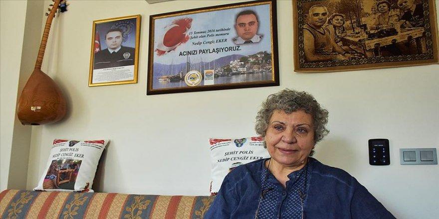 Şehit Nedip Cengiz Eker'in adının yaşatılması ailesini gururlandırıyor