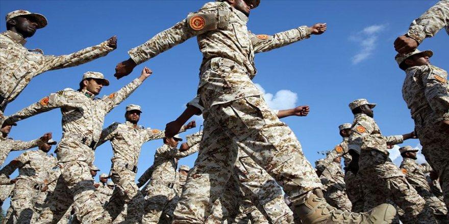 Libya ordusu, ülkenin batısında güvenliği sağlayacak yeni bir güvenlik birimi kuracak