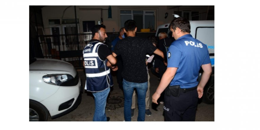 Kocaeli'de 1 ila 10 yıl Ağır Hapis Cezası bulunan toplam 35 aranan şahıs yakalandı