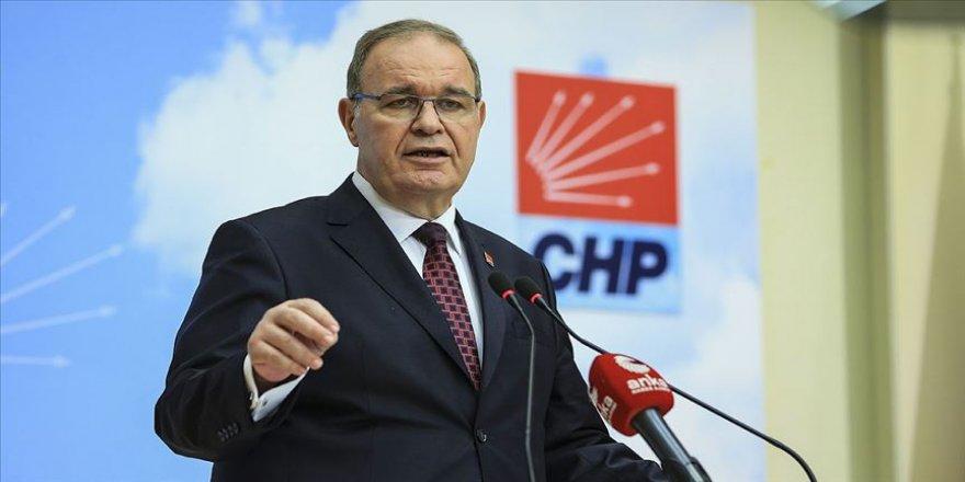 CHP Sözcüsü Öztrak: 18-19-20 Temmuz'da gündem ve delege listeleri ilan edilecek