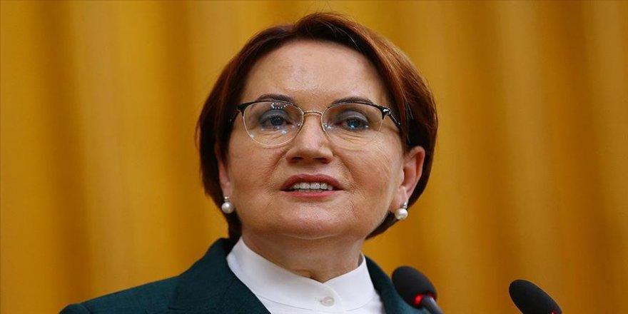 İYİ Parti Genel Başkanı Akşener: Ayasofya ibadete açılsın ama siyasete kapatılsın