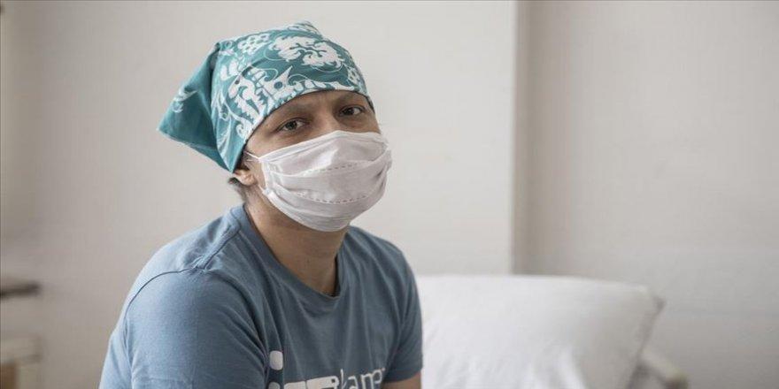 Onkoplastik cerrahi kanser hastası annenin yüzünü güldürdü