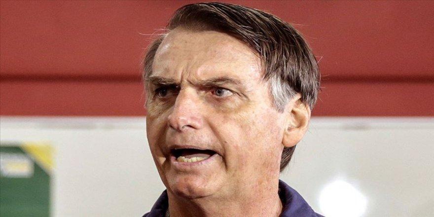 Tecride dayanamayan Bolsonaro yeniden Kovid-19 testi yaptıracak