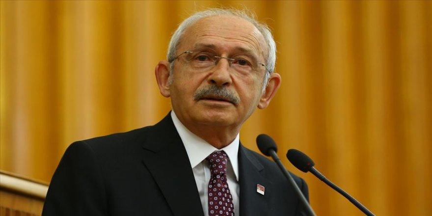 CHP Genel Başkanı Kılıçdaroğlu: Şehitler arasındaki farklılıklar kaldırılsın