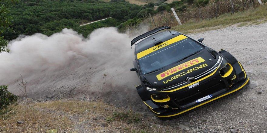 İzmit'te üretiliyor WRC için İtalya'da test edilecek…