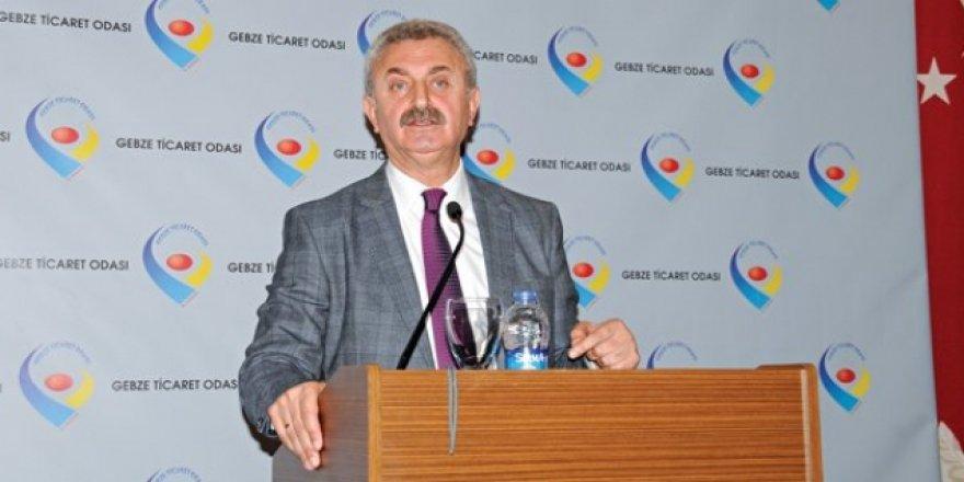 GTO Başkanı Nail Çiler,15 Temmuz Demokrasi ve Milli Birlik Günü'nü gururla kutlarım