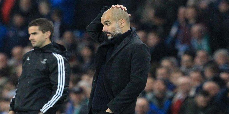 Pep Guardiola: Manchester City, özür dilenmeyi hak ediyor