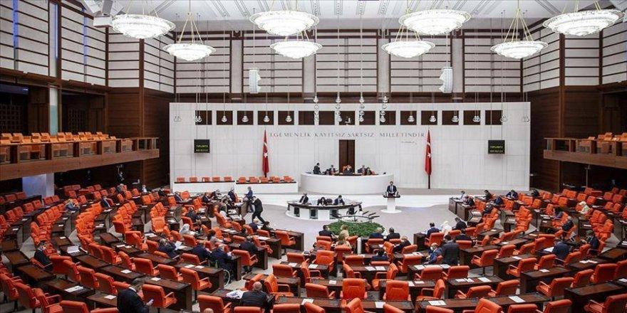 Askeri alanda düzenlemeler içeren kanun teklifinin 14 maddeden oluşan birinci bölümü kabul edildi