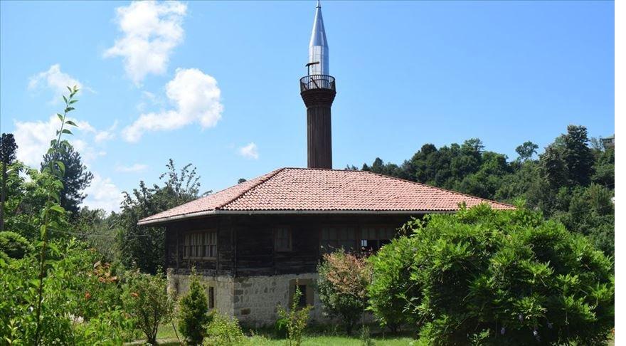 'Çivisiz camiler' ziyaretçilerini bekliyor