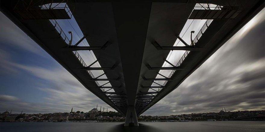 Haliç Köprüsü'nde derz yenilemesi yapılacak