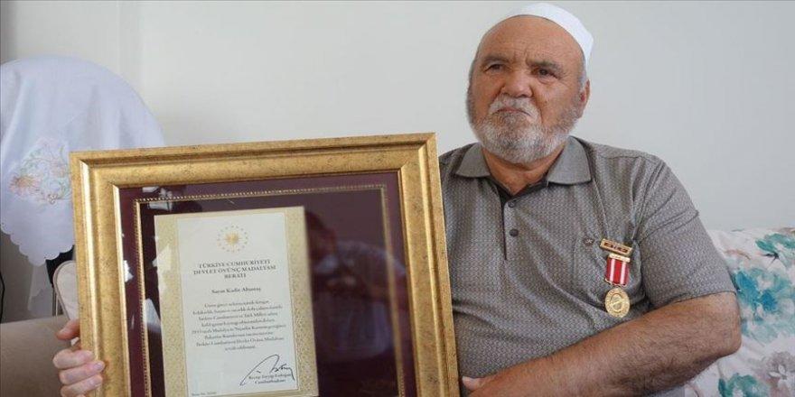 15 Temmuz gazisi Kadir Altıntaş: Keşke sela yüzünden beni şehit etselerdi