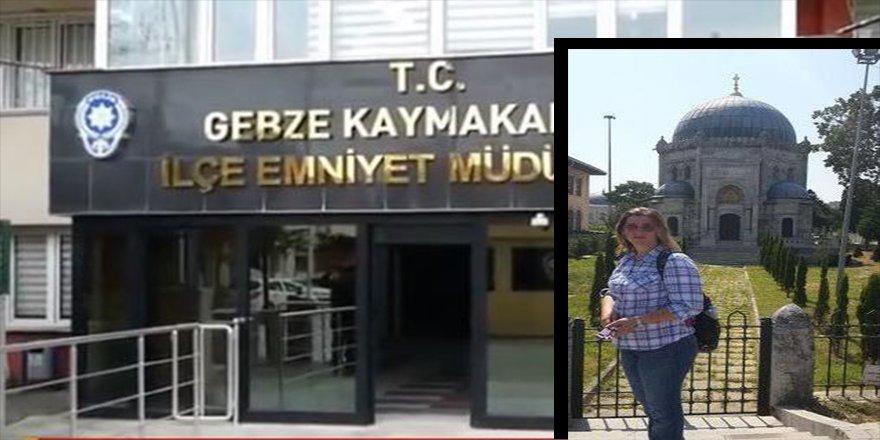 Başkomiser Özlem Küçükali Gebze'ye Veda Etti