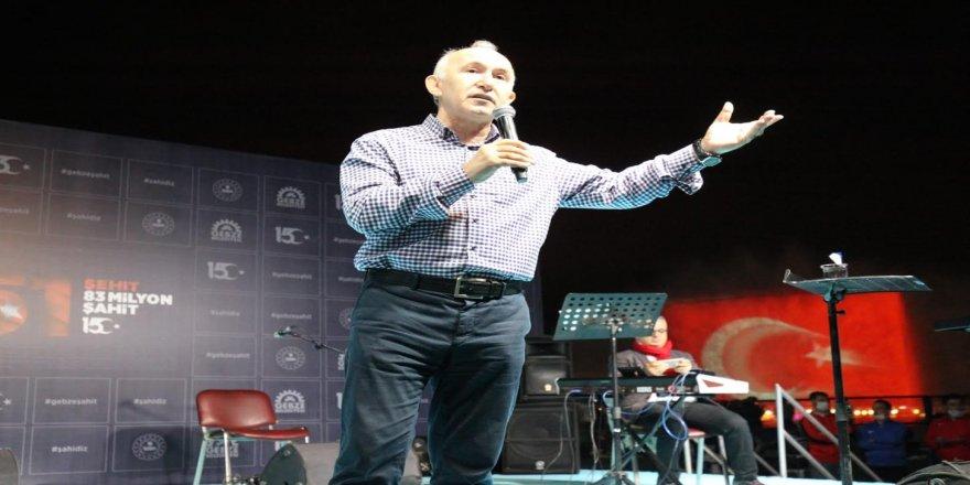 Prof. Dr. Ahmet Şimşirgil,Gebzelileri bilgilendirdi