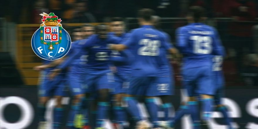Portekiz'de şampiyon Porto
