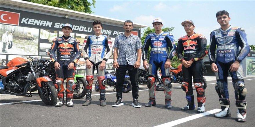 Milli motosikletçiler yeni sezon için gaza basmaya hazır