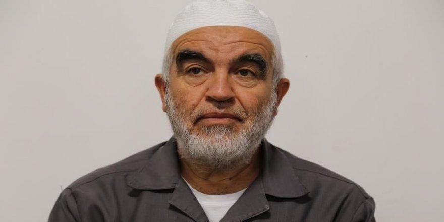 İsrail mahkemesi Raid Salah'ın hapis cezasına itirazı reddetti