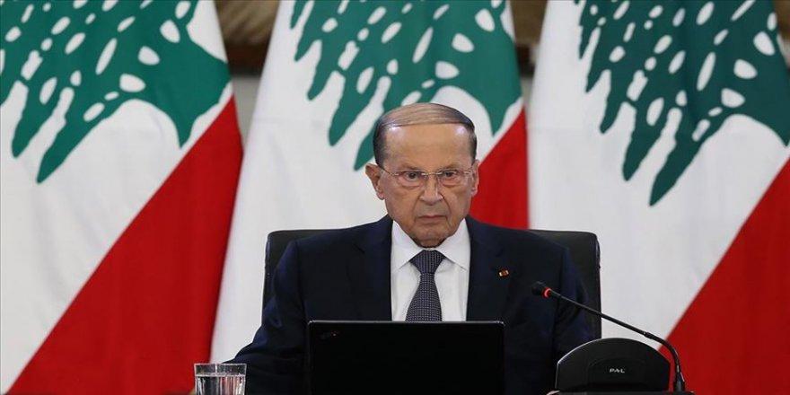 Lübnan Cumhurbaşkanı: İsrail, BM Güvenlik Konseyi kararını ihlal ediyor
