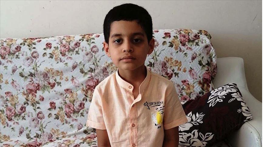 Cumhurbaşkanı Erdoğan'ın tedavisini üstlendiği küçük Taha'dan umutlu haber