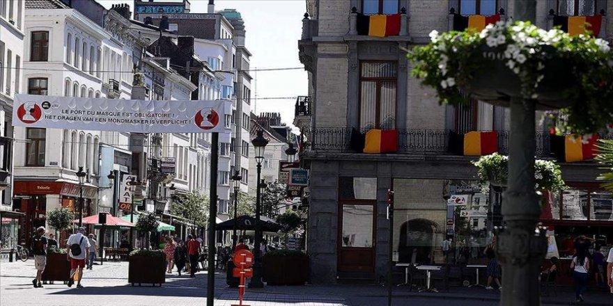Belçika'da Kovid-19 vaka sayısı 70 bine dayandı