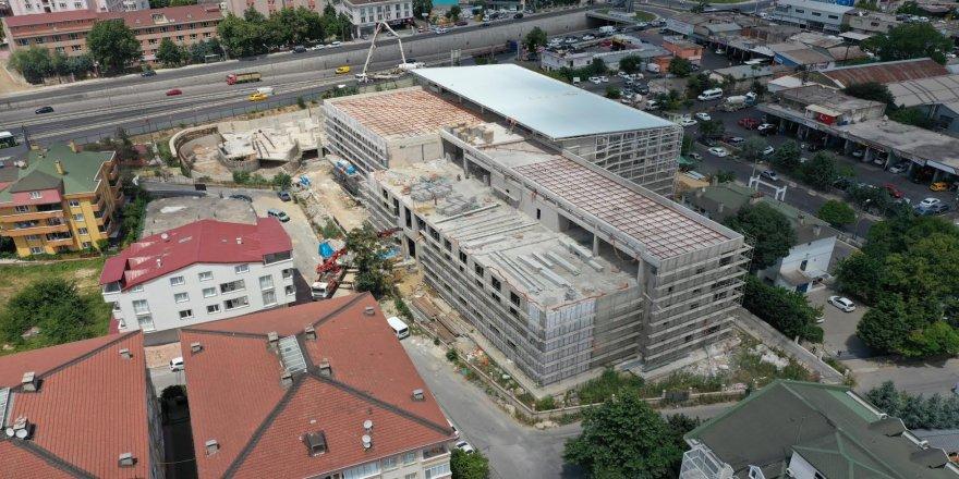 GEBZESEM'in bloklarında hummalı çalışmalar sürüyor
