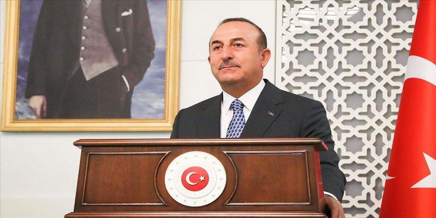 Bakan Çavuşoğlu: DEAŞ'ın zulmünden kurtulan Ezidiler bugün de PKK terörünün pençesinde