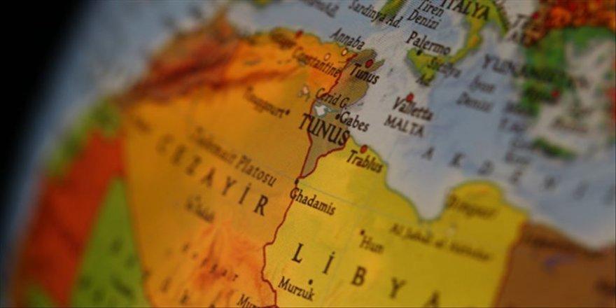 Almanya İrini operasyonunda görev yapacak firkateyni Libya açıklarına gönderdi