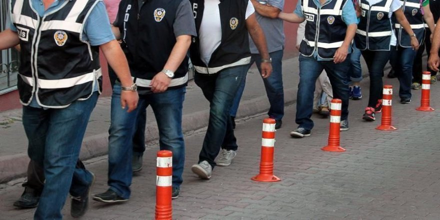 Adana merkezli 14 ilde FETÖ operasyonu