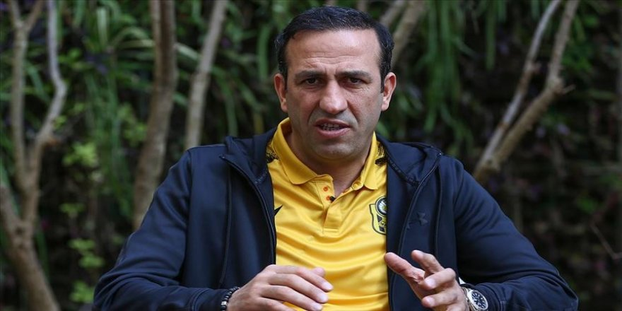 Yeni Malatyaspor Kulübü Başkanı Gevrek: Görevimizin başındayız