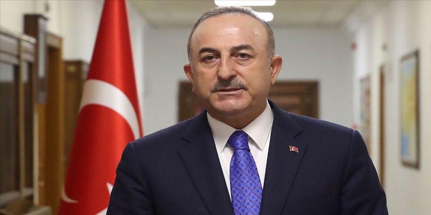 Bakan Çavuşoğlu: Lübnan'daki patlamada 6 Türk vatandaşı yaralandı
