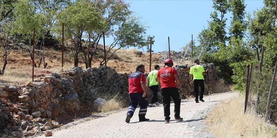 Diyarbakır'da kaybolan 4 yaşındaki Miraç'ın bulunması için çalışmalar sürüyor