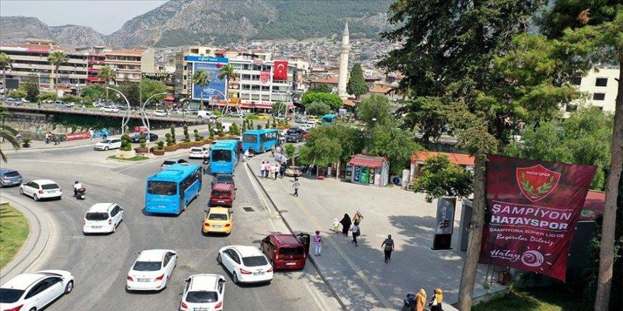 Hatayspor'un Süper Lig'e yükselmesi, gastronomi kentinin turizm beklentisini arttırdı