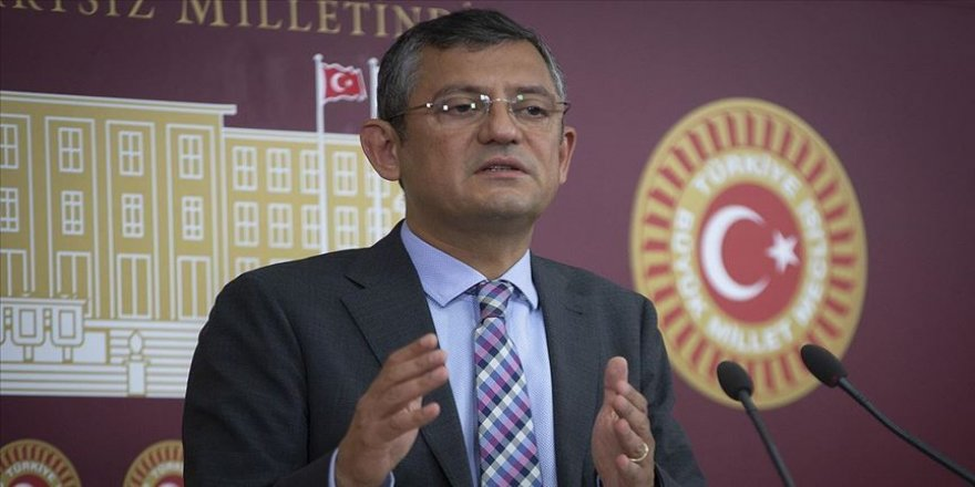 CHP'li Özel'den koronavirüse karşı yeni tedbir çağrısı