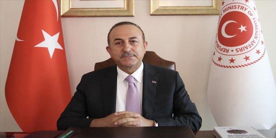Dışişleri Bakanı Çavuşoğlu'ndan Hiroşima paylaşımı