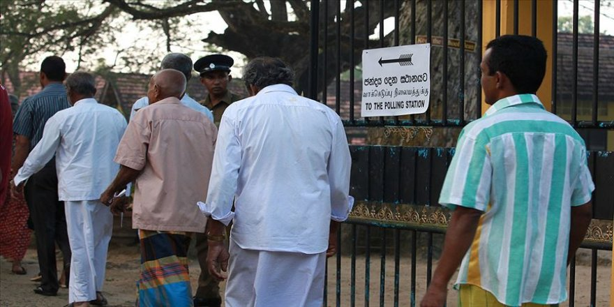 Sri Lanka'da seçimin kazananı bugün belli oluyor