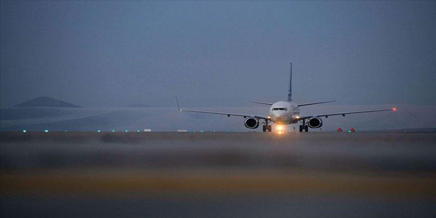 Temmuzda hava yoluyla yaklaşık 6,2 milyon yolcu taşındı