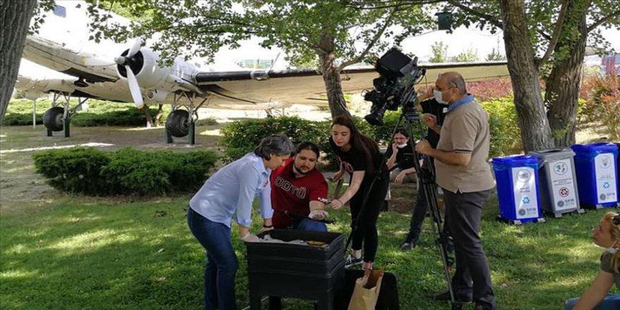 MEB ve ODTÜ bilimin eğlenceli halini öğrencilere sevdirecek TV kuşağı hazırladı