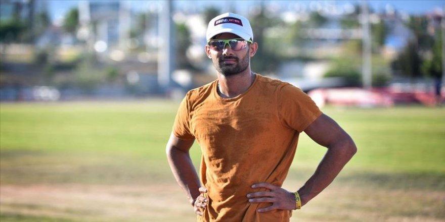 Sinan Ören'in yeni hedefi 400 metre engellide Türkiye rekoru